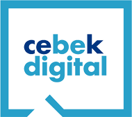 Logo de Cebek Digital